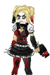 Harley Quinn Arkham Night