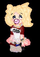 Harley With Bubblegum by royalshame