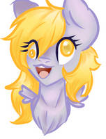 Derpy Hooves by royalshame