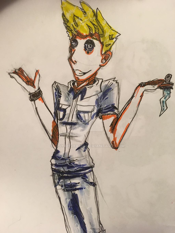 Daniel my boi by royalshame