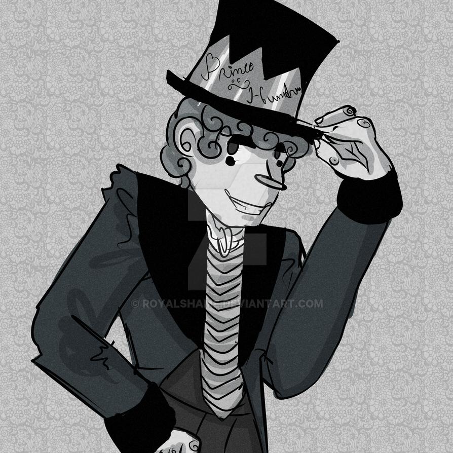 Prince of Humdrum by royalshame