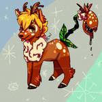 Reindeer bab