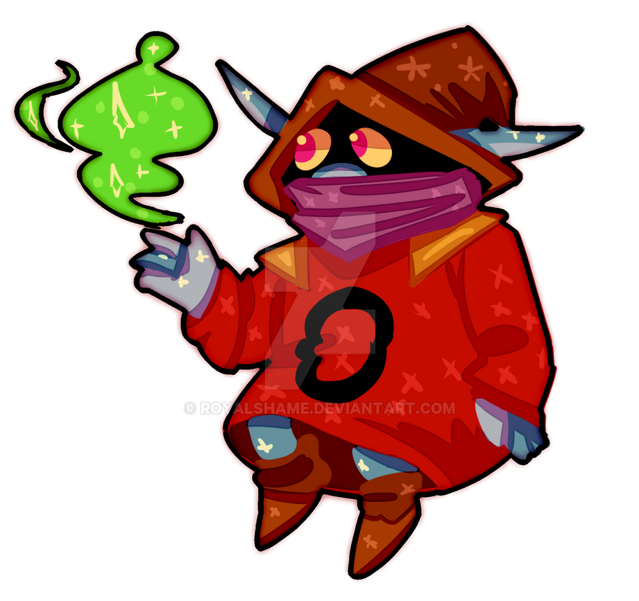 Orko by royalshame