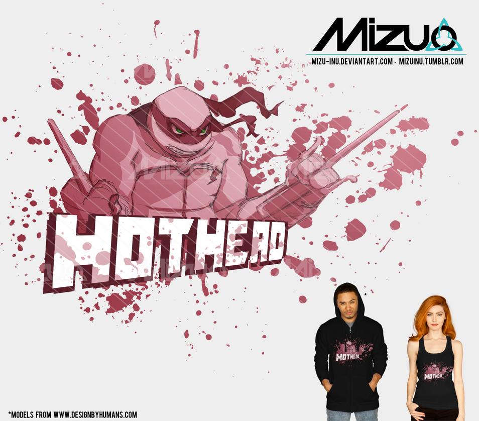Mutant Ninja Hothead by Mizu-Inu