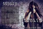 Broken Book Cover ( SOLD!)