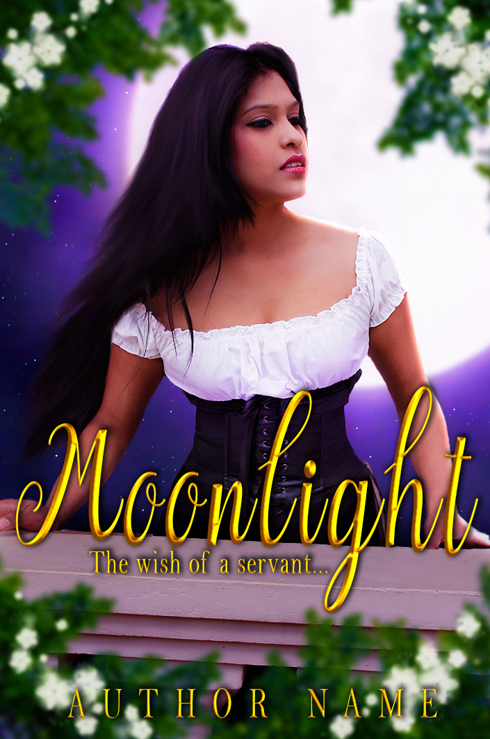 Moonlight - Book Cover ( available) by liviapaixao