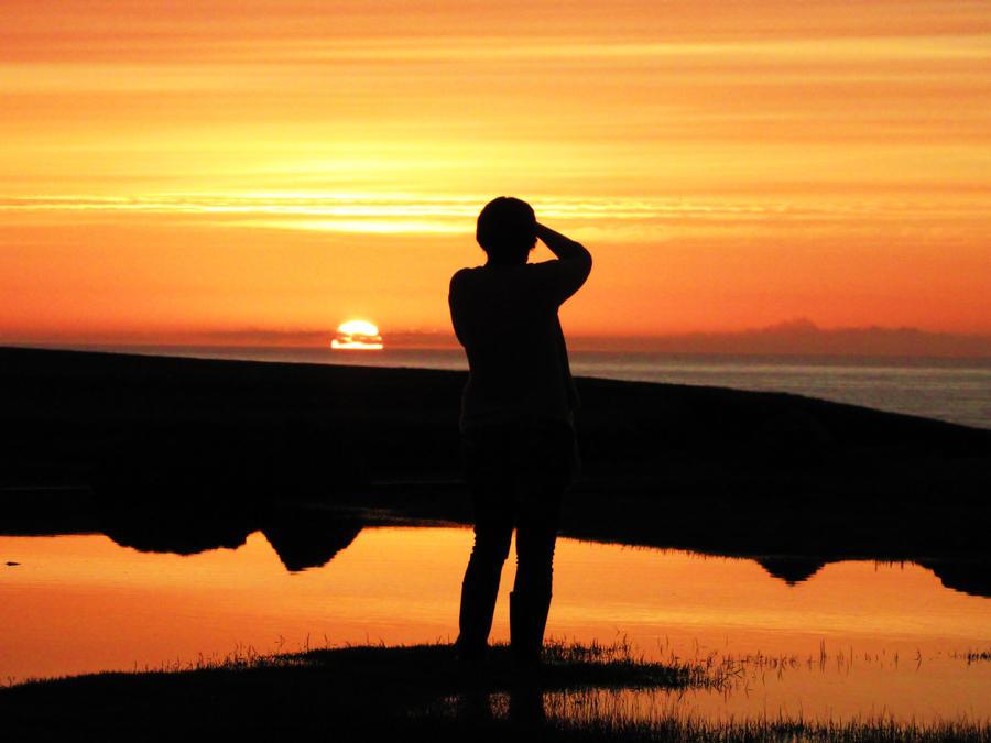 Sunset photographer by Heylormammy