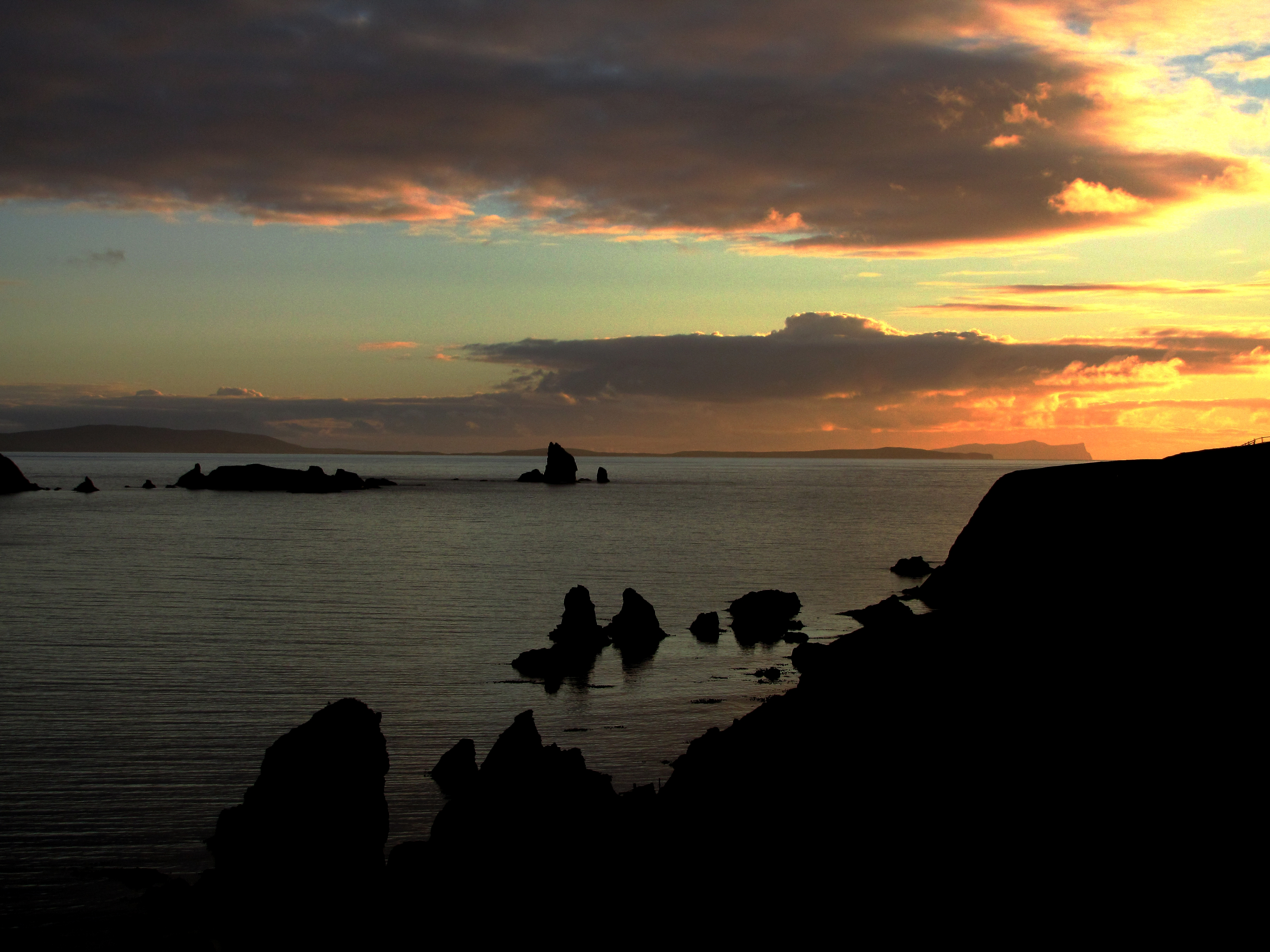 Karl's sunset by Heylormammy