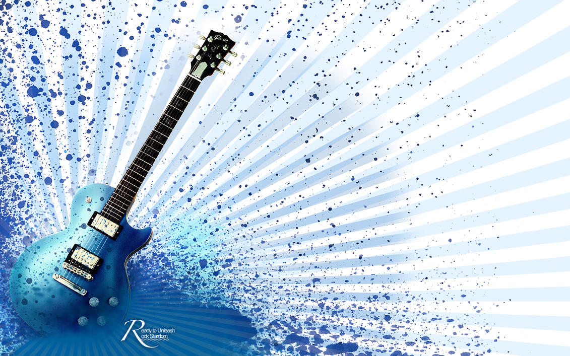 Blue Rush Rock Stardom by The-Dynasty