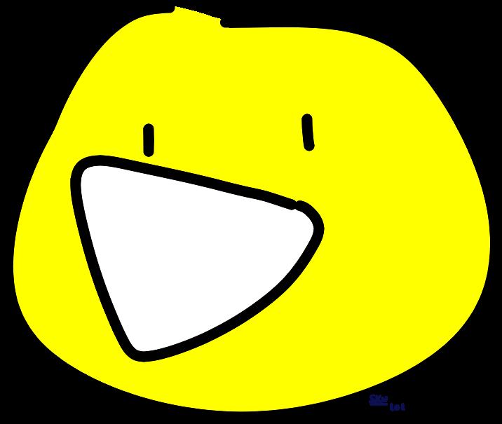 Yellow Face - BFB by SmallKittyUniverse on DeviantArt