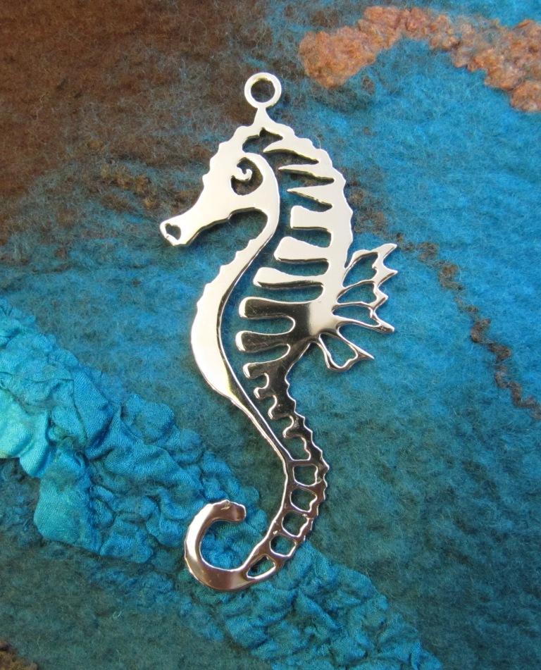 Seahorse pendant by inoxdreams on deviantart seahorse pendant by inoxdreams aloadofball Images