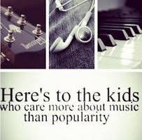 Here's for yall who care about music more :) by Unicorns-Are-Beast
