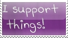 Support by AlphabeticalMisery