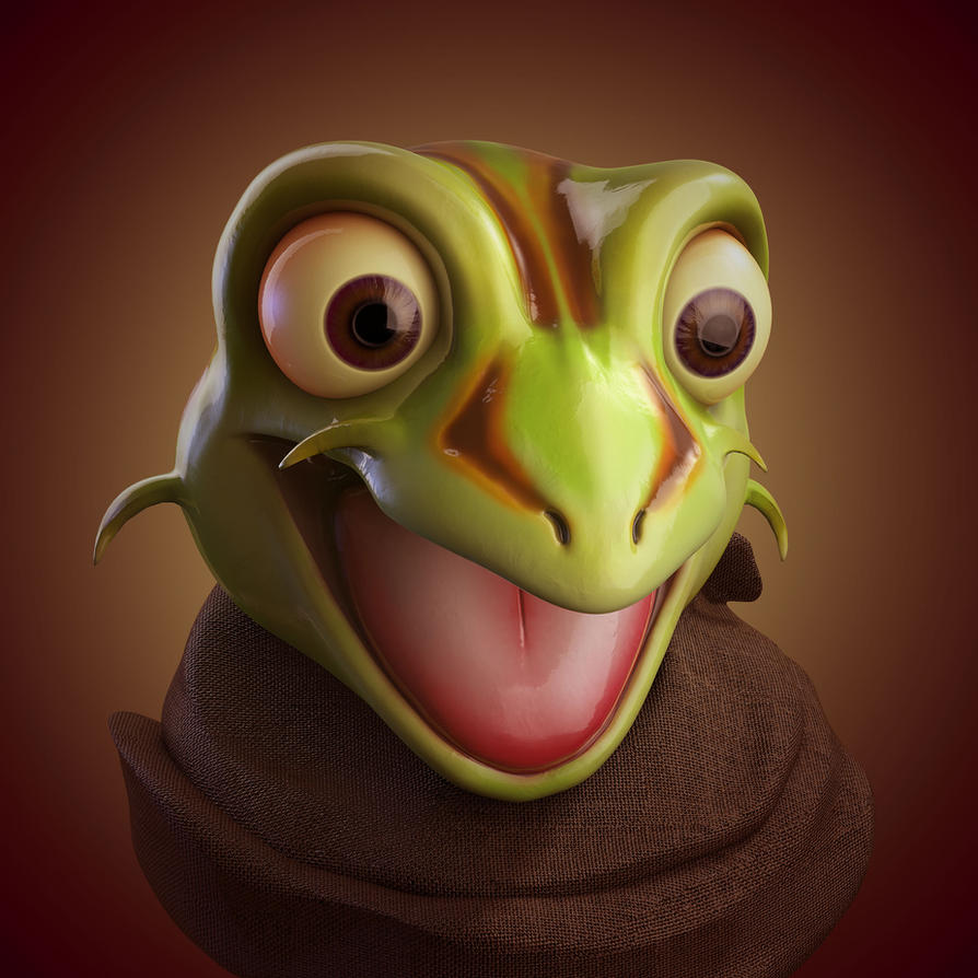 Frog - Chrono Trigger by Catetas