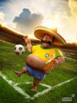 Un Mariachi - World Cup Brazil 2014