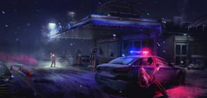 Zombie environment concept