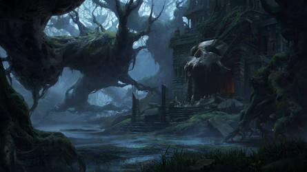 Skull Temple