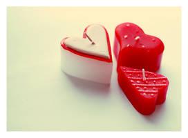 3 Hearts by hazydream