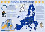 The European Electoral College by MoshiDungo
