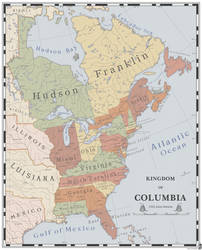 Kingdom of Columbia