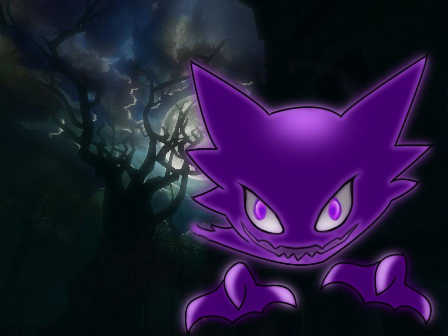 Haunter Pokemon Drawing Images | Pokemon Images