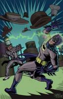 Batmanmadhattercolorcoversmall by SpawnofSprang
