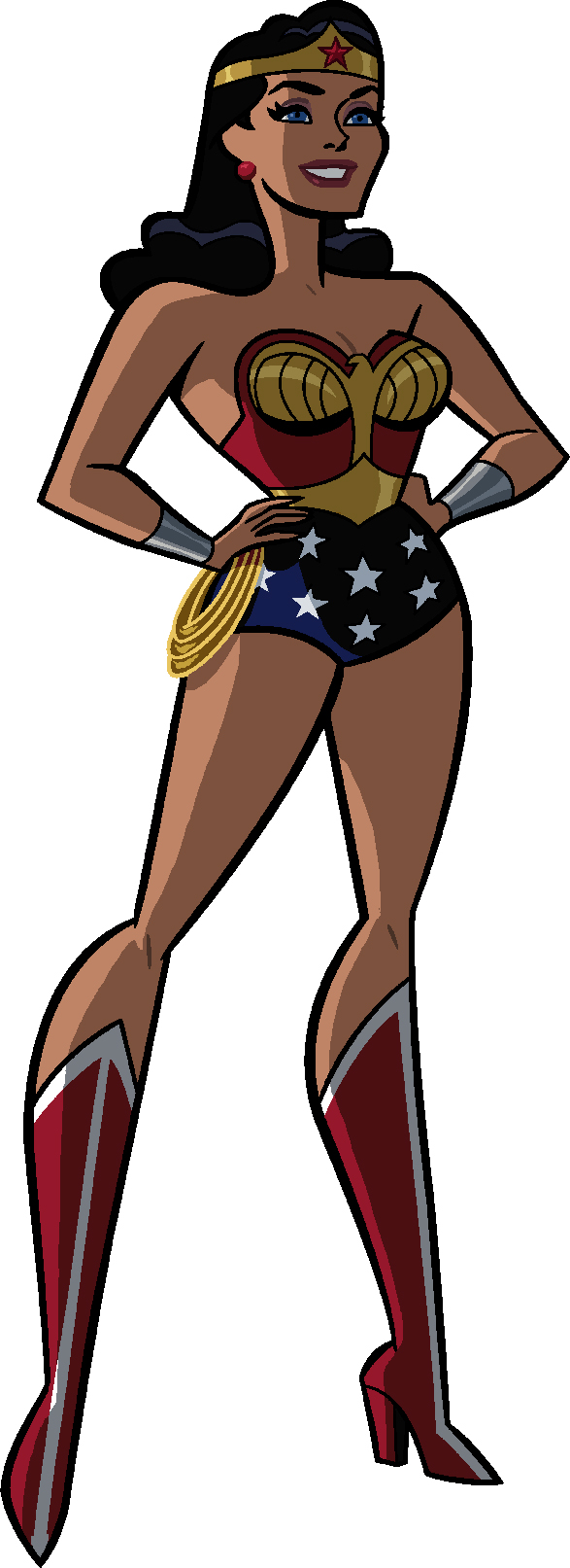 Wonder Woman by SpawnofSprang