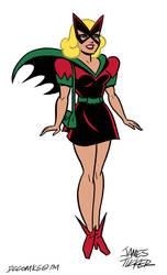 Batgirl1 Batman: The Brave and the Bold by SpawnofSprang