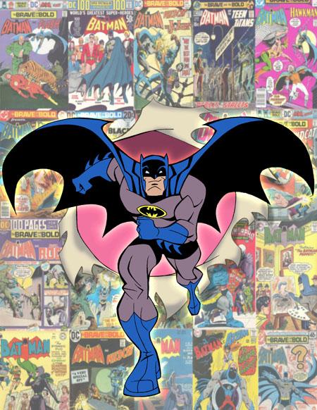 Batman And Braveandthe Bold Small Bigears Small