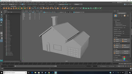 Generic 3D House by Aleks-Wulfe