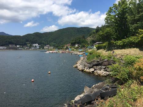 Lake Kawaguchiko 1