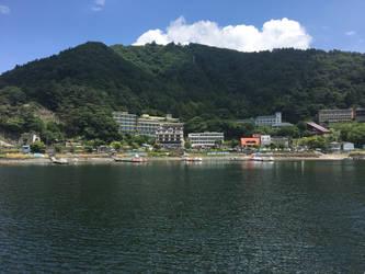 Lake Kawaguchiko 2