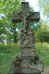 Forgotten cemetery Wolosate