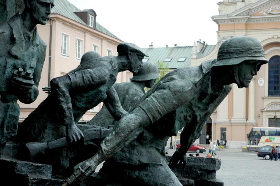 Warsaw Rising -monument
