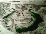 Grand Canyon Drawing, Art