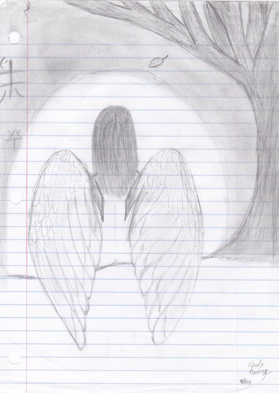 Angel by Kiba-Aido