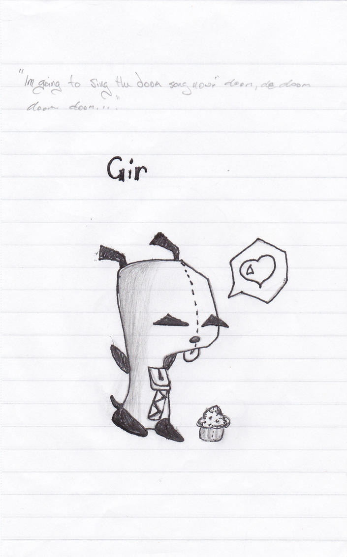 Gir by Kiba-Aido
