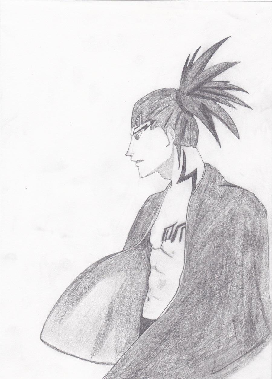 Renji by Kiba-Aido