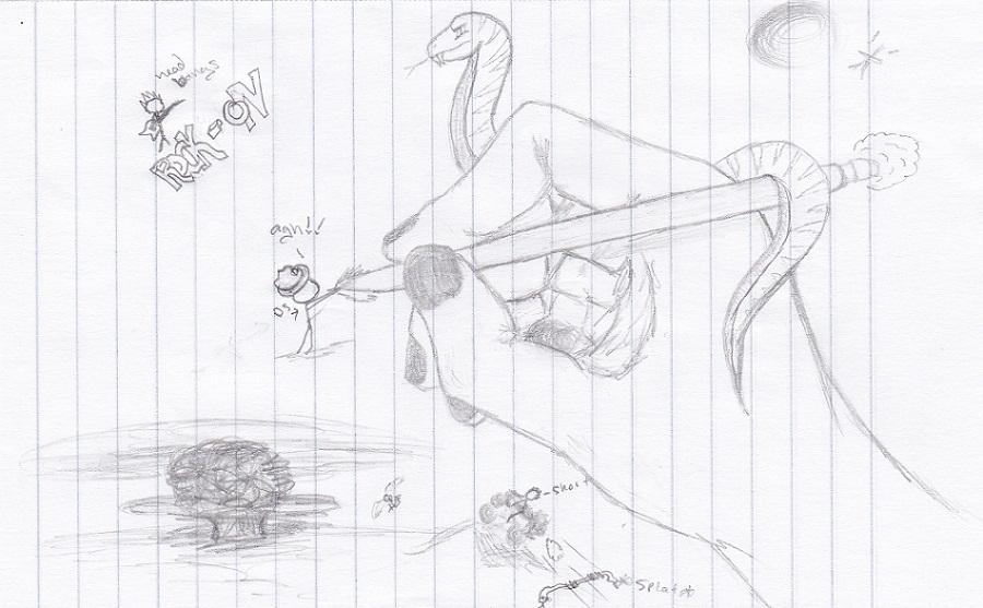 Doodle by Kiba-Aido