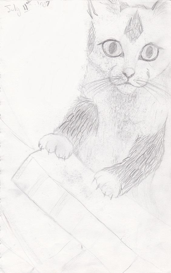 Ryan Diamond sketch by Kiba-Aido
