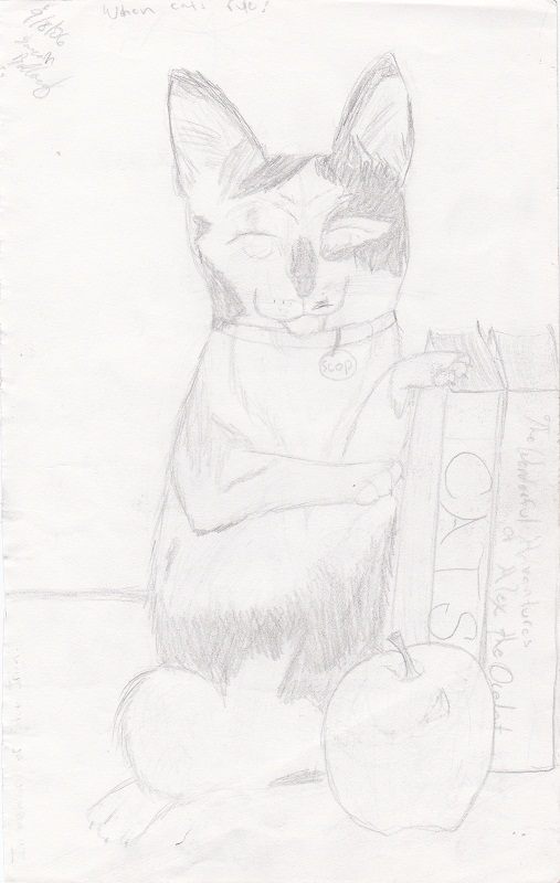 CAT by Kiba-Aido