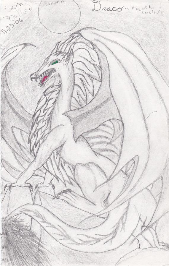 Draco by Kiba-Aido