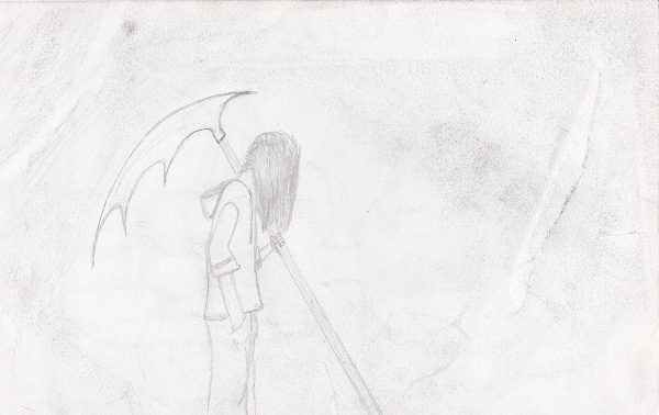 Sad Reaper by Kiba-Aido