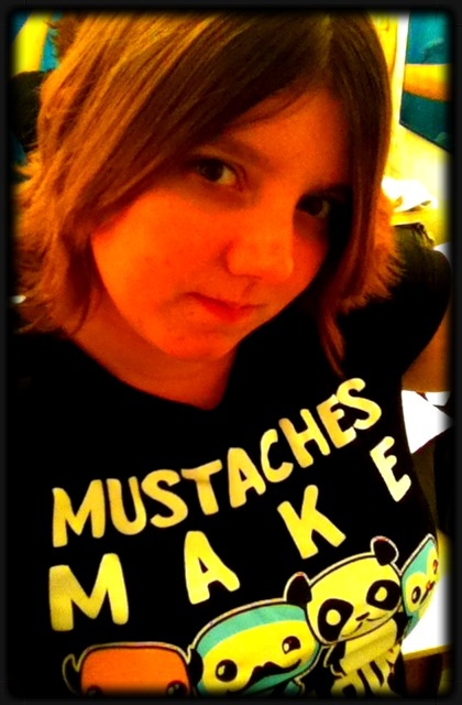 Mustache? by Kiba-Aido