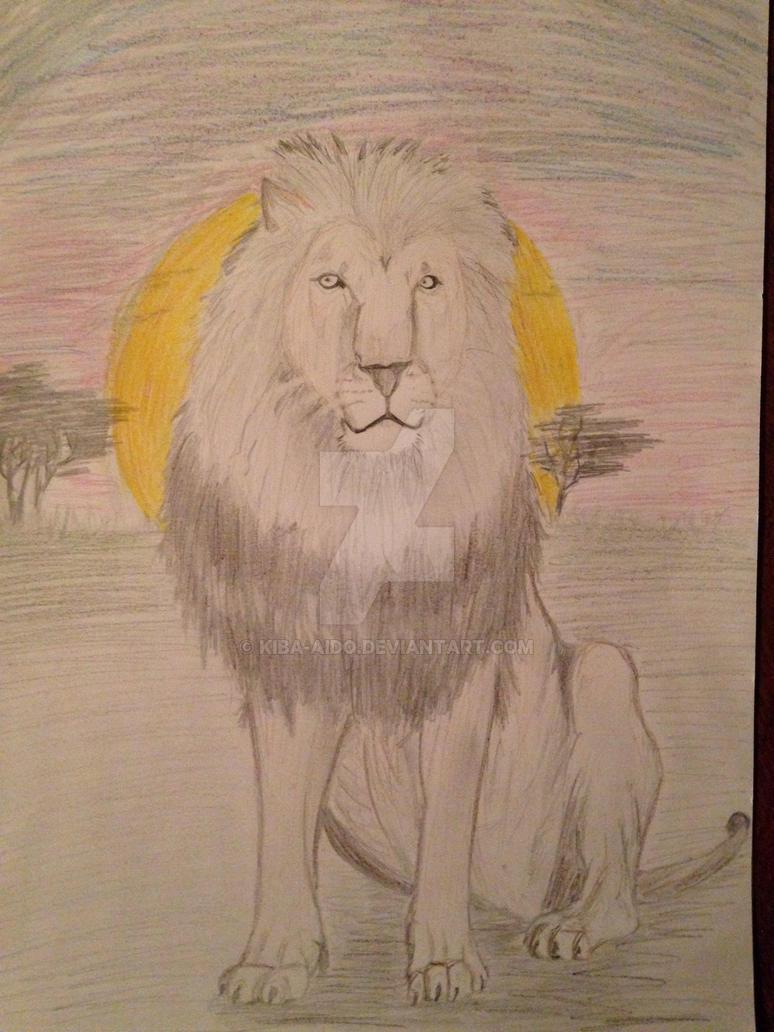 The King by Kiba-Aido