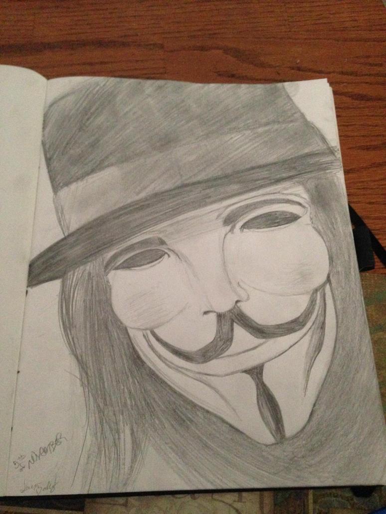 Anonymous V by Kiba-Aido