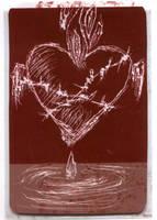 Sacred Heart by So-naa
