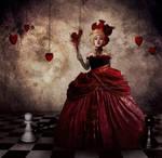 The Queen of Hearts. by sophiaazhou