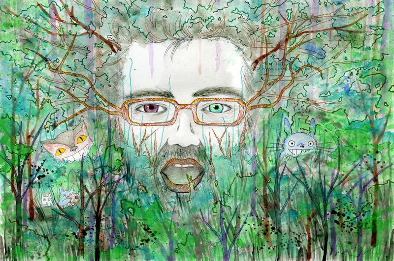 The Forrest by sophiaazhou