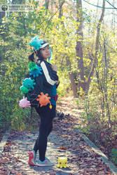 Taneko! Trainer Cosplay - 5